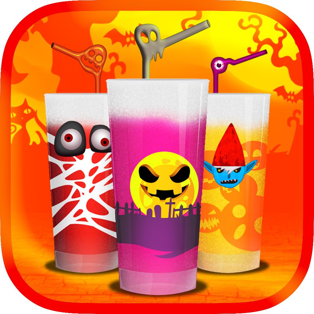 Spooky Halloween Frozen Slushie Treat Club Game - Advert Free App